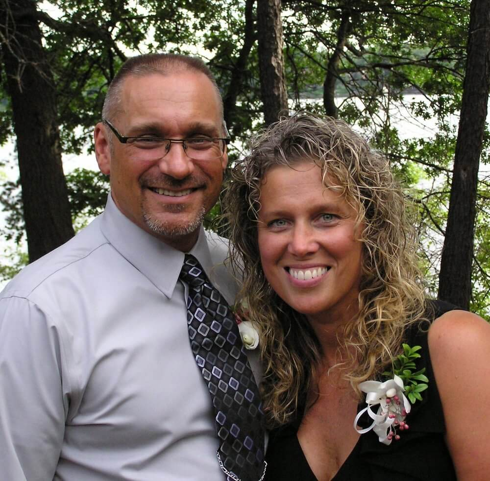 Susana & Jim-owners and operators of CJ's Chem-Dry in Minneapolis, MN