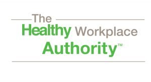 Healthy workplace authority logo